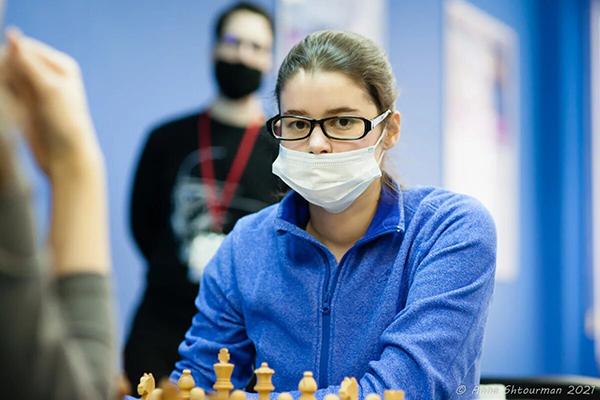 Анастасия Боднарук лидирует на этапе Кубка России среди женщин в Москве