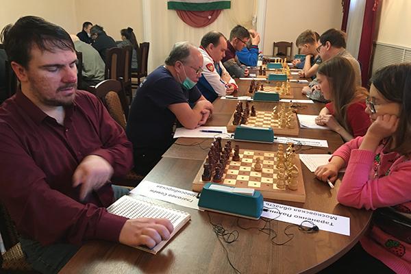 В Костроме продолжается чемпионат России среди слепых