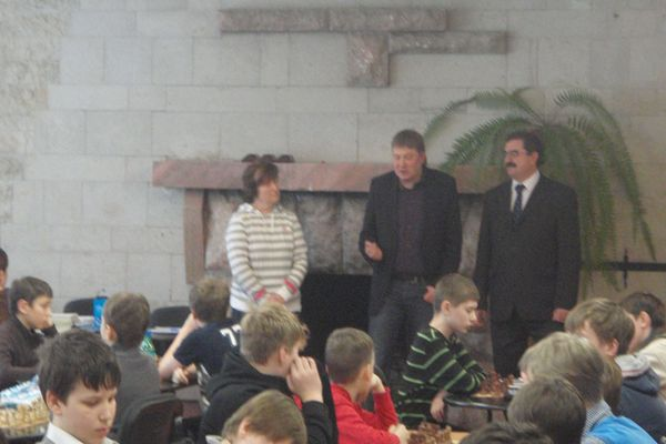 В Юрмале стартовал международный  детский турнир «Зимний Кубок Алексея Широва»
