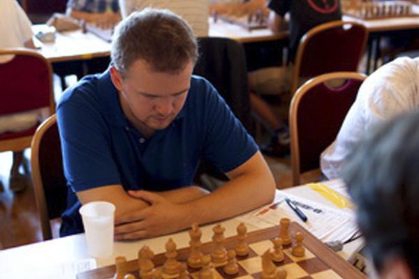 Станислав Новиков выиграл турнир в Чехии