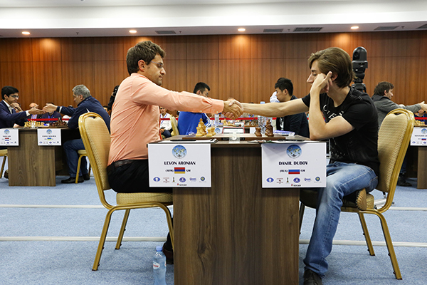 Three Quarterfinalists of FIDE World Cup Determined in Tbilisi
