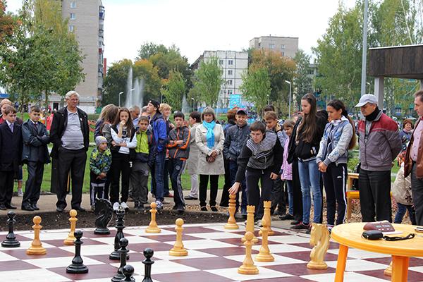 В Республике Татарстан состоялся очередной матч по чесболу