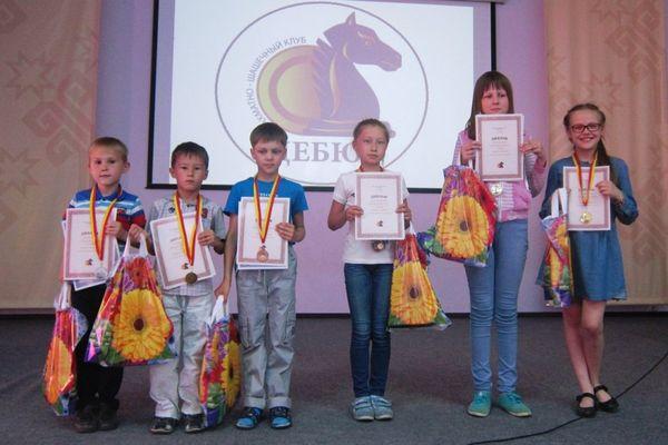 В Чувашии состоялся детский шахматный праздник