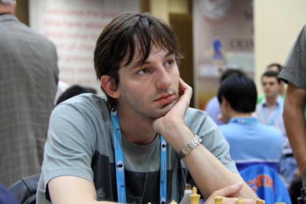 Александр Грищук вытащил десятый номер