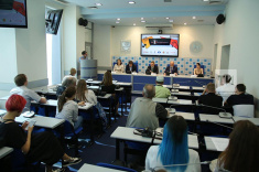 Pre-start Press Conference Takes Place at FIDE Women's Candidates Tournament in Kazan