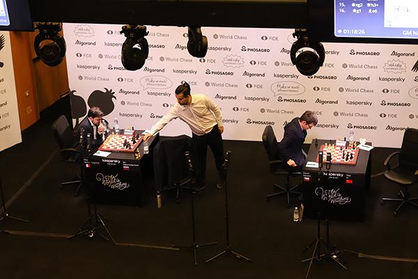 Ян Непомнящий вышел в финал этапа Гран-при ФИДЕ в Иерусалиме
