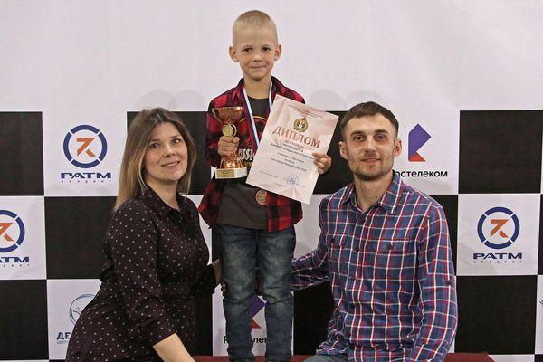 В Новосибирске прошел детский турнир на Кубок мэра города