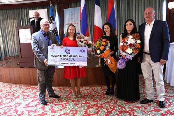 Russian Triumph In Batumi