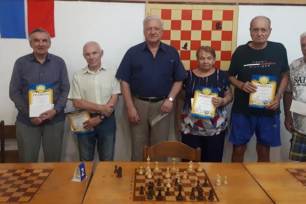 В Армавире провели чемпионат ЮФО по рапиду среди ветеранов