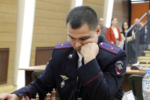 В Ханты-Мансийске прошел рапид в честь Дня сотрудника органов внутренних дел Российской Федерации