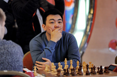 Sanan Sjugirov Pursues the Leader at Aeroflot Open 2020