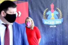 Valentina Gunina and Maksim Chigaev Lead Russian Championships Higher League