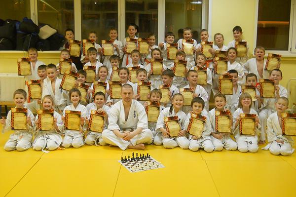 В Перми прошел учебно-тренировочный командный рапид среди второклассников