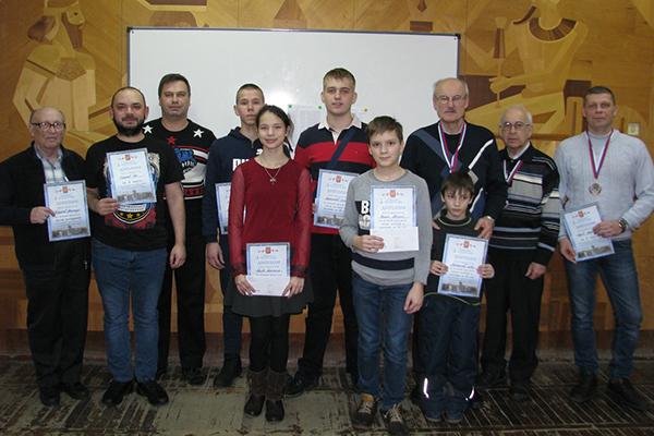 Завершился чемпионат Дзержинска