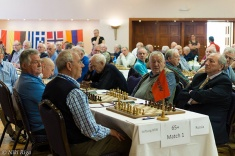 Two Russian Teams Lead the World Seniors