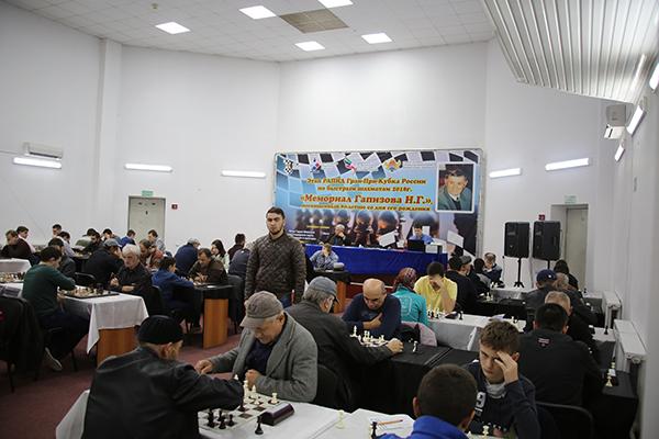 Михаил Демидов выиграл Мемориал Н. Гапизова в Махачкале