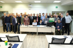 International Arbiter Training Seminar Held in Moscow