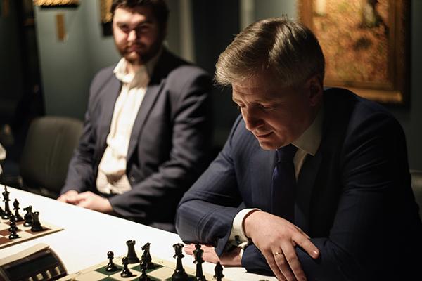 В Москве прошел первый турнир «Искусство игры»
