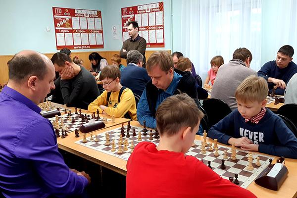 В Нижнем Новгороде прошел турнир «Папа, мама, я – спортивная семья!»
