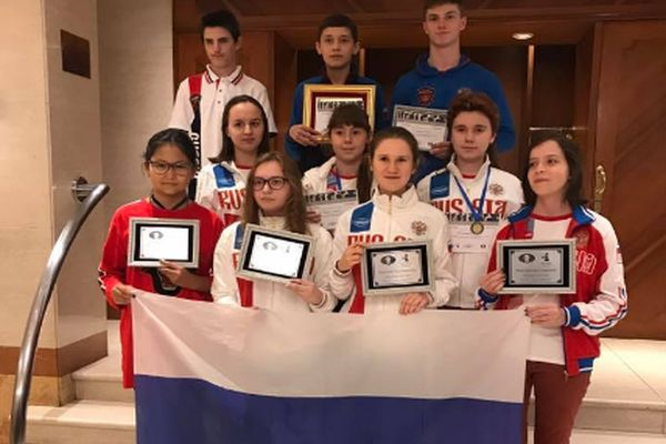 Russians Excel in the World Youth Championship in Uruguay