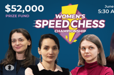 Александра Костенюк и Екатерина Лагно вышли в полуфинал этапа Women's Speed Chess