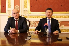 Kirsan Ilyumzhinov: I Am Not Planning To Leave Until The 2018 Elections