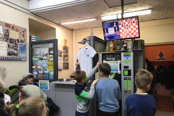 """Шахматный клуб """"Этюд"""" проводит турниры для детей и взрослых"""