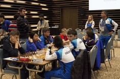 Five Rounds of World Youth U16 Olympiad Played in Turkey