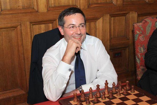 Владимир Палихата избран президентом столичной шахматной федерации