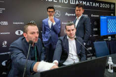 Ian Nepomniachtchi Maintains Leadership in FIDE Candidates Tournament