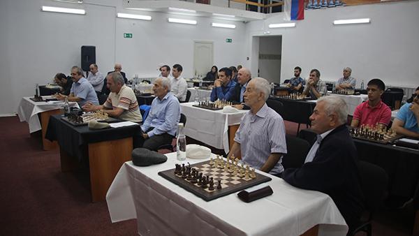 В Махачкале прошло общее собрание Федерации шахмат Республики Дагестан