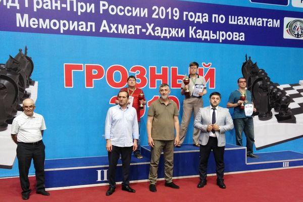 Павел Смирнов стал победителем Мемориала А.-Х.Кадырова