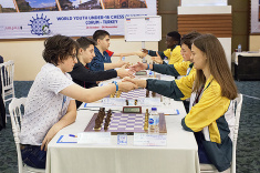 Rounds 2 and 3 of World Youth U16 Olympiad Played in Turkey