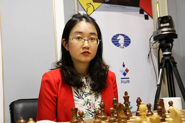 Александра Горячкина сохраняет отрыв на турнире претенденток