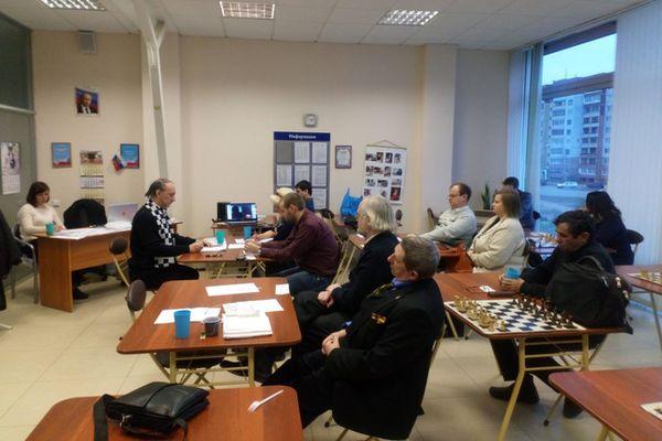 В Пскове прошла областная отчетно-выборная конференция шахматной федерации