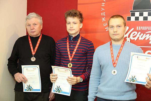 Кирилл Козионов стал чемпионом Удмуртии