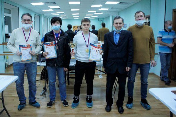 В Екатеринбурге прошли два турнира памяти Михаила Соловьёва