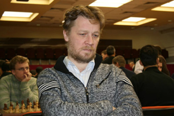 Alexander Khalifman. Photo: Russian Chess Federation