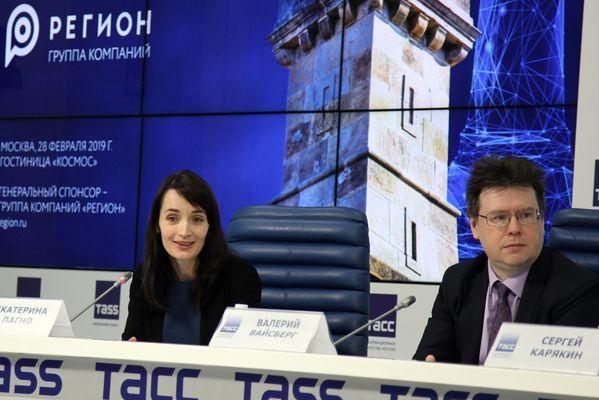 """В ИТАР-ТАСС прошла пресс-конференция, посвященная блицтурниру на призы группы компаний """"Регион"""""""