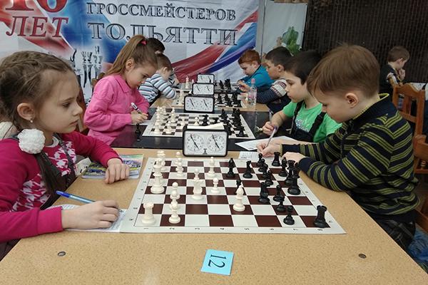 В Тольятти прошло первенство города