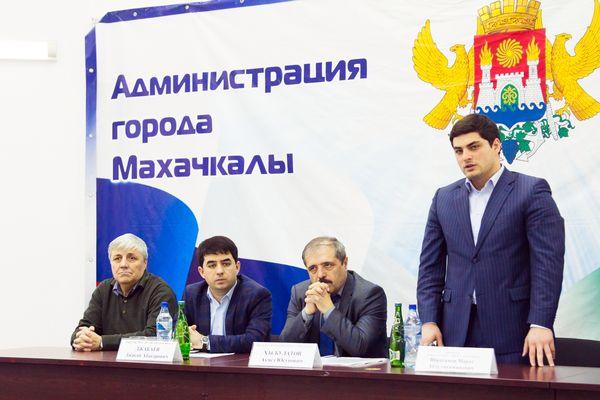 Курбан Ибрагимов стал новым президентом шахматной федерации Махачкалы