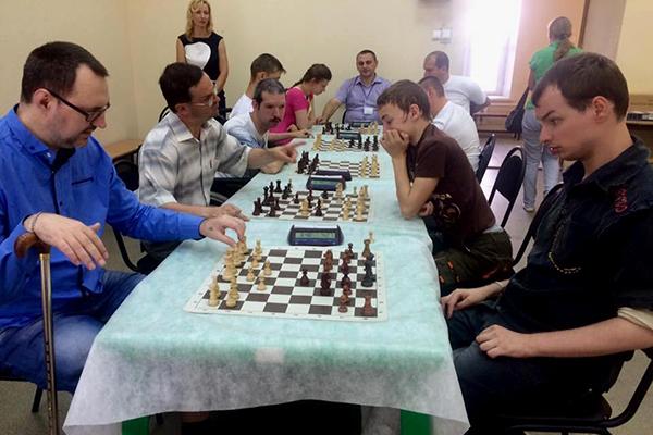 В рамках фестиваля «Кубок Надежды–2017» в Нижнем Новгороде прошел турнир среди людей с ограниченными возможностями здоровья