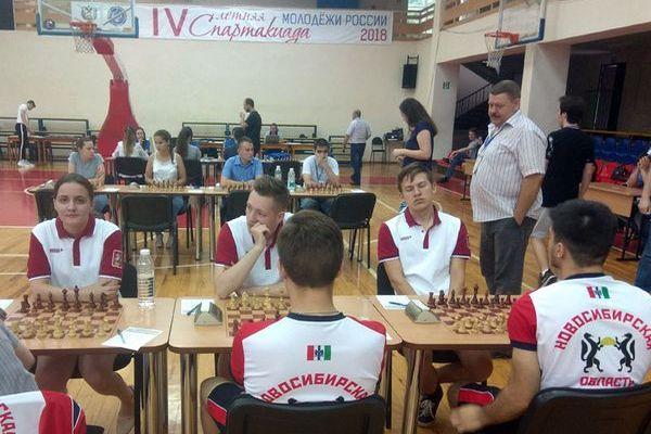 В Пензе проходит шахматный турнир в рамках летней Спартакиады молодежи России