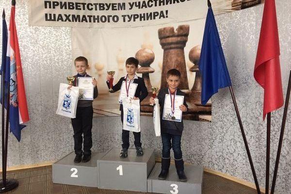 Самые юные шахматисты сели за доску в Тольятти