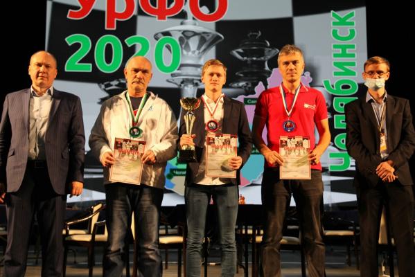 В Челябинске завершились чемпионаты УрФО