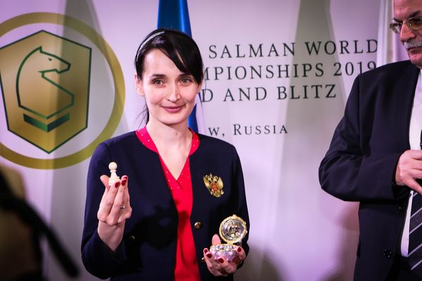 King Salman World Rapid and Blitz Championships Opens in Moscow
