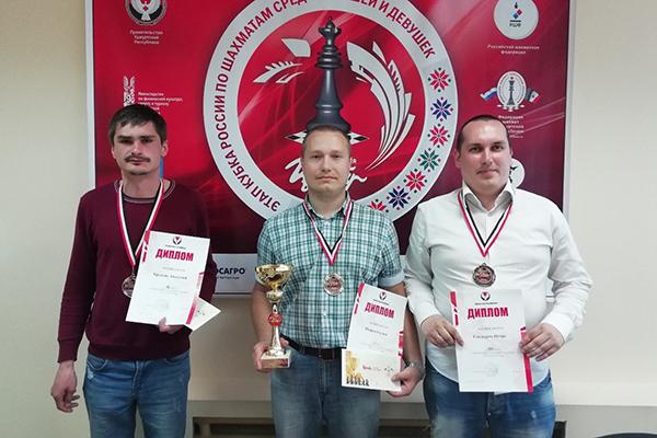 В Ижевске провели финал Кубка Удмуртской Республики по блицу