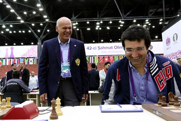 Владимир Крамник примет участие в турнире претендентов как номинант от организаторов