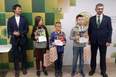 Chess Marathon Continues in Luzhniki