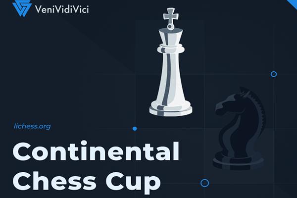 Шахматисты приглашаются сыграть в Continental Chess Cup
